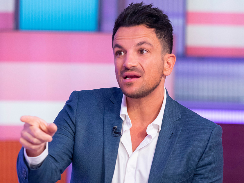 Peter Andre calls for ALL reality TV to be axed despite starring in almost 20 shows