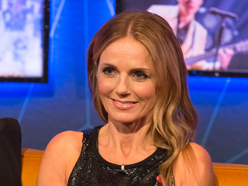 Geri Horner opens up about 'lesbian sex' in unearthed interview after THOSE Mel B claims