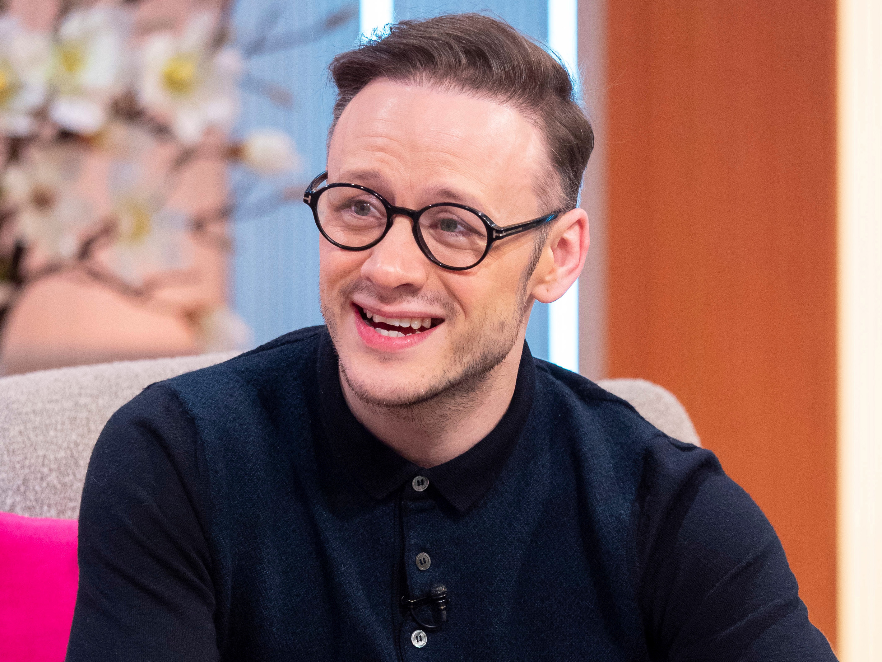 Kevin Clifton pays gushing tribute to Stacey Dooley as he admits personal life has been a 'struggle' in the past