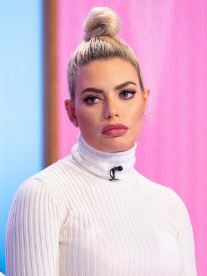 7f67a91fa7b Love Island's Megan Barton-Hanson thanks fans for support after she's  rushed to hospital following terrifying health scare