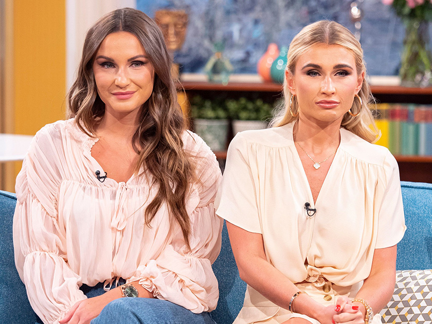 Sam Faiers makes surprising surgery claims after 'changing face'