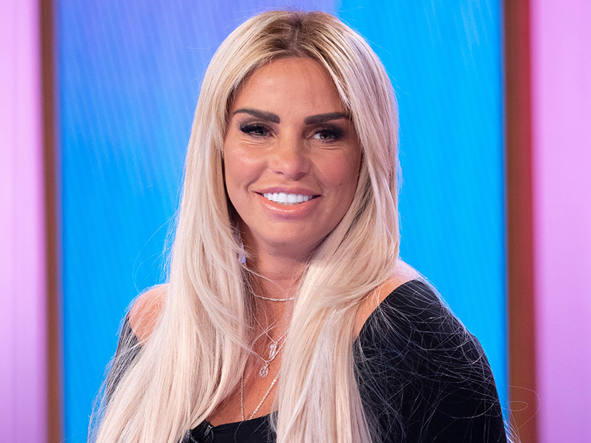 Katie Price snubs latest drama as she reveals adorable ...