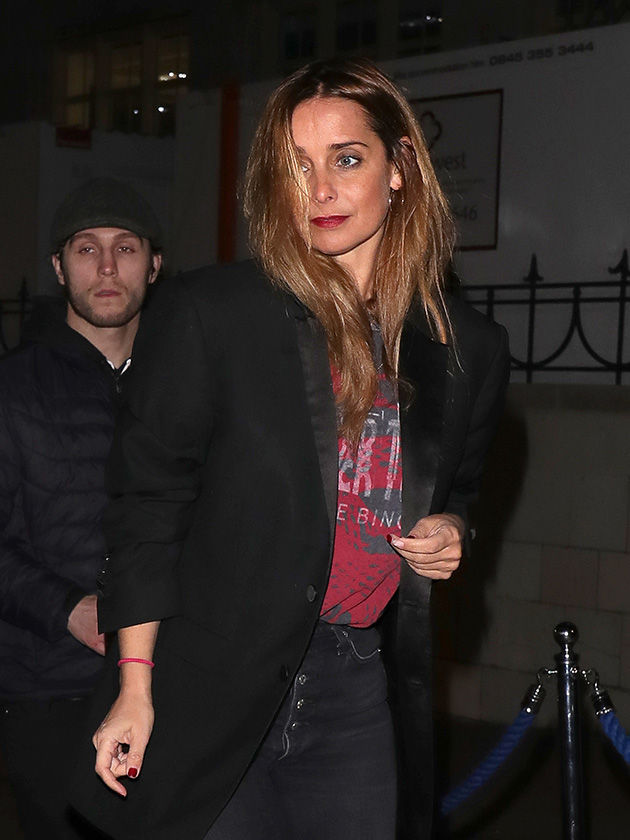Louise Redknapp reveals what she REALLY thinks of ex Jamie's dating life as she opens up on split: 'It's kinda weird' 5