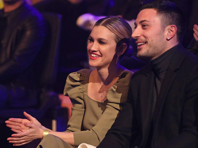 Strictly Come Dancing's Giovanni Pernice shares ADORABLE tribute to girlfriend Ashley Roberts: 'I love you amore'