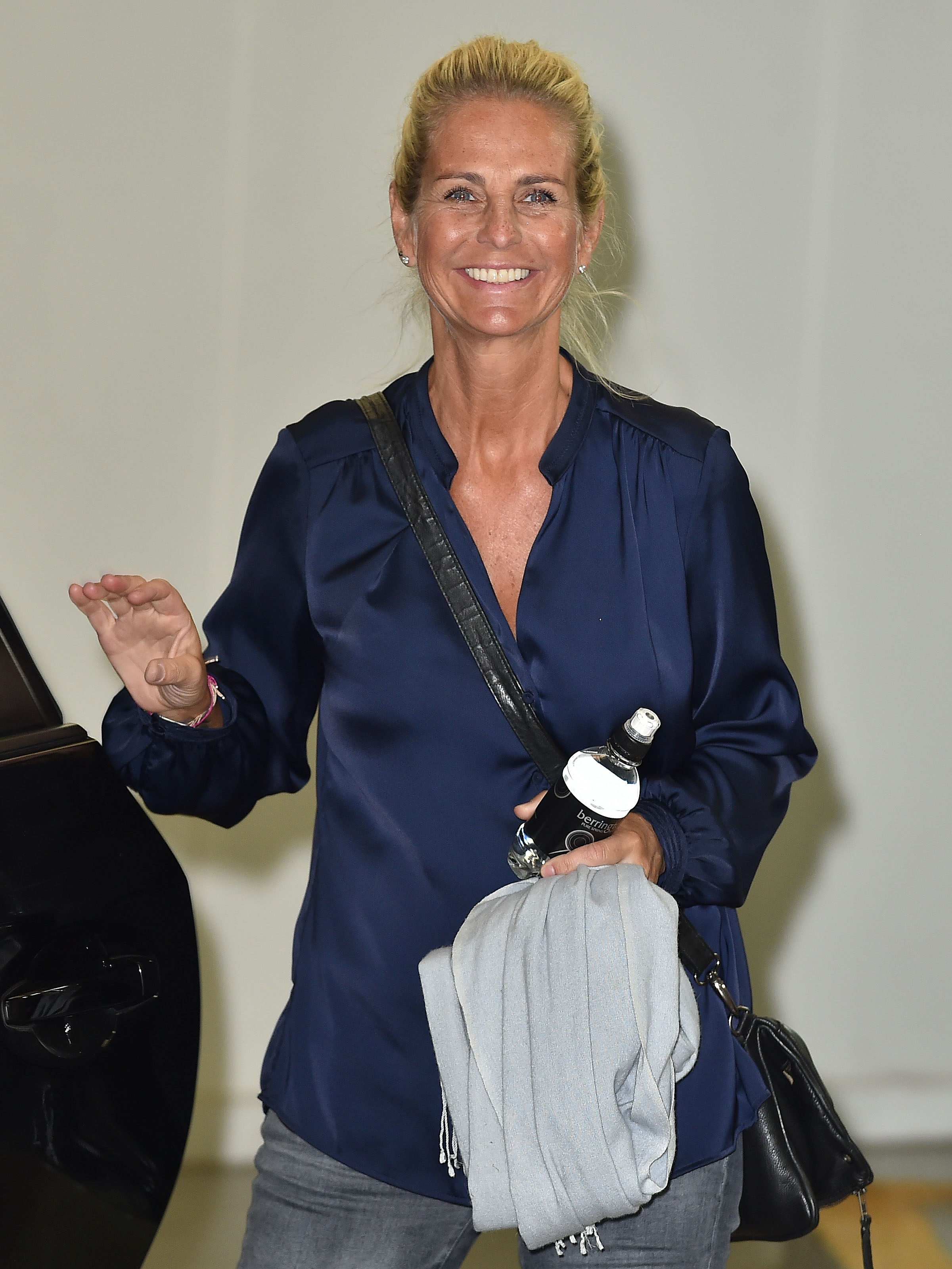 Ulrika Jonsson reveals she only had sex with husband Brian Monet ONCE in eight years