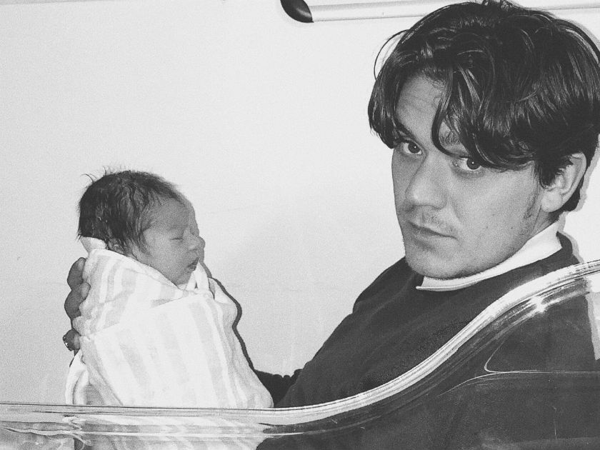 X Factor rebel Frankie Cocozza becomes dad – and reveals baby's VERY familiar name
