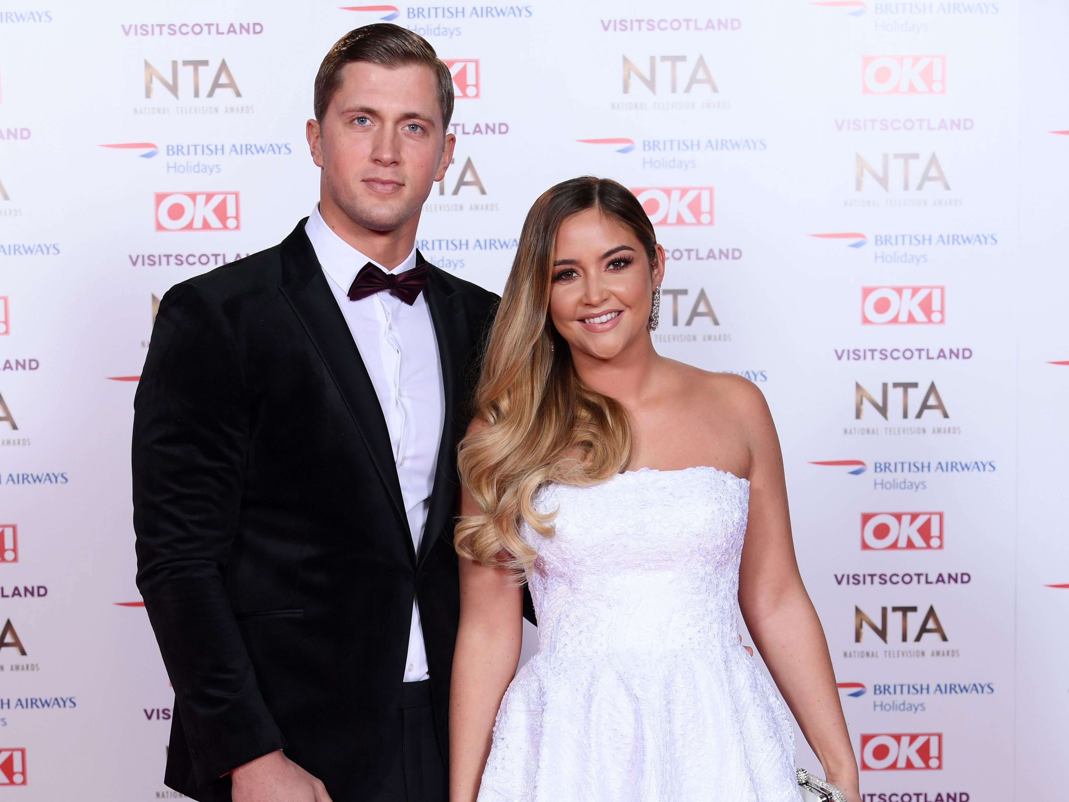 Jacqueline Jossa hits back at haters with seriously sultry snap as she enjoys time with Dan Osborne