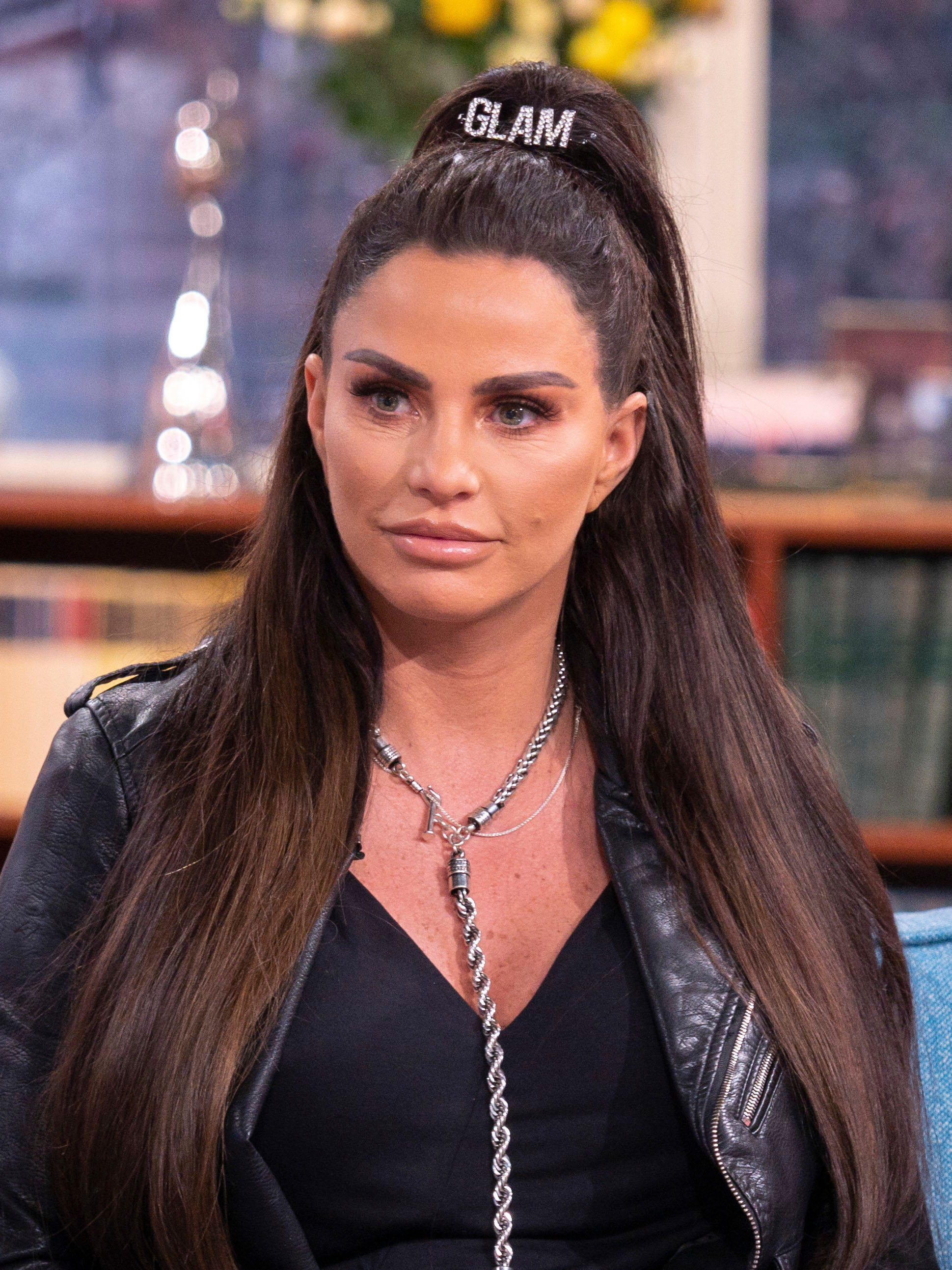 Katie Price's post-surgery bum is 'too big for her clothes' after latest op leaves her with new curves