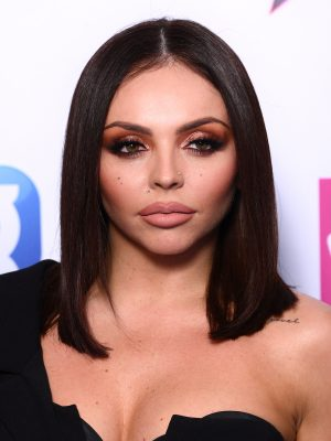 Jesy Nelson debuts new hairstyle