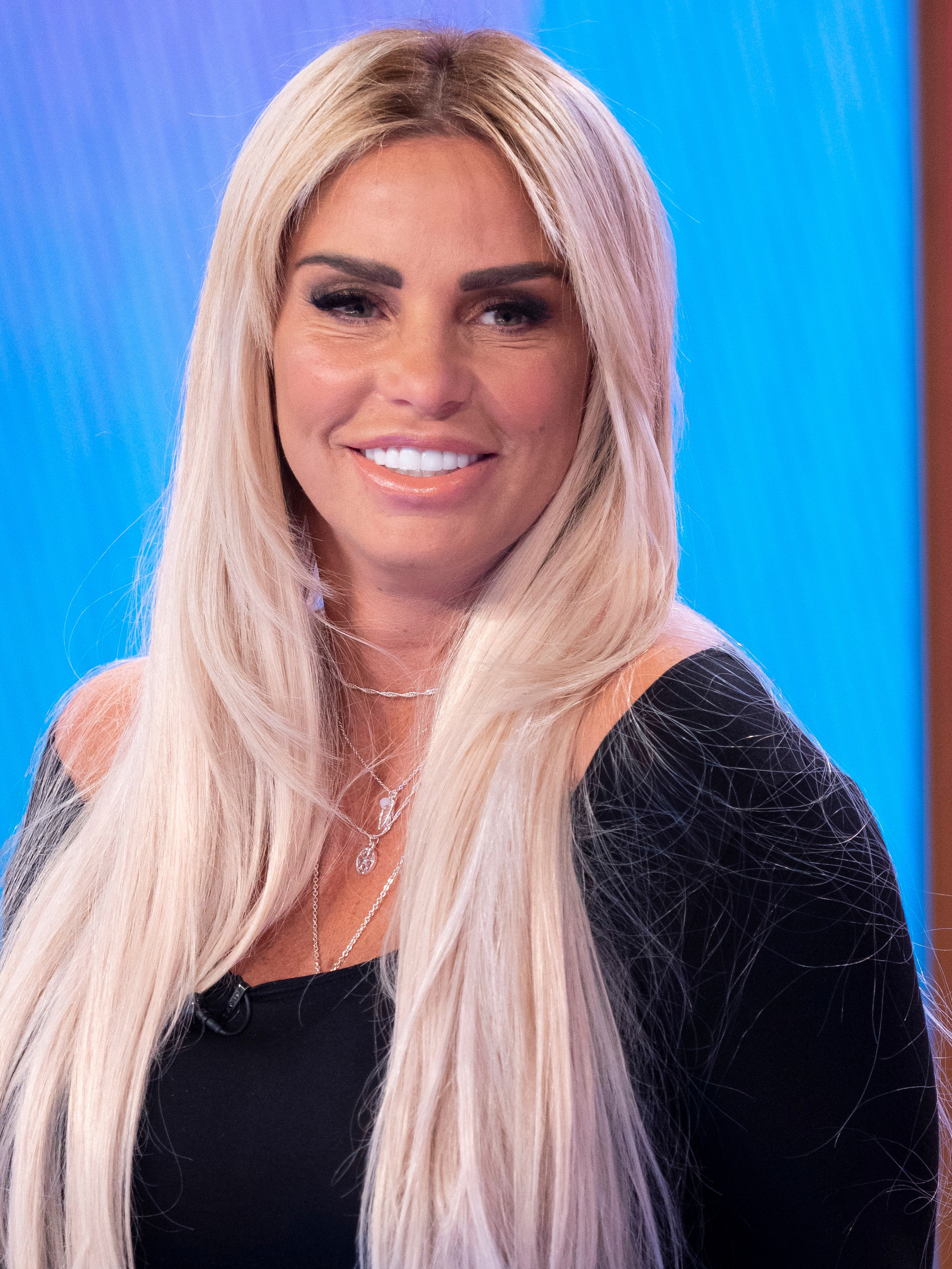 Katie Price 'denies she's launching porn career' after forking out on more plastic surgery