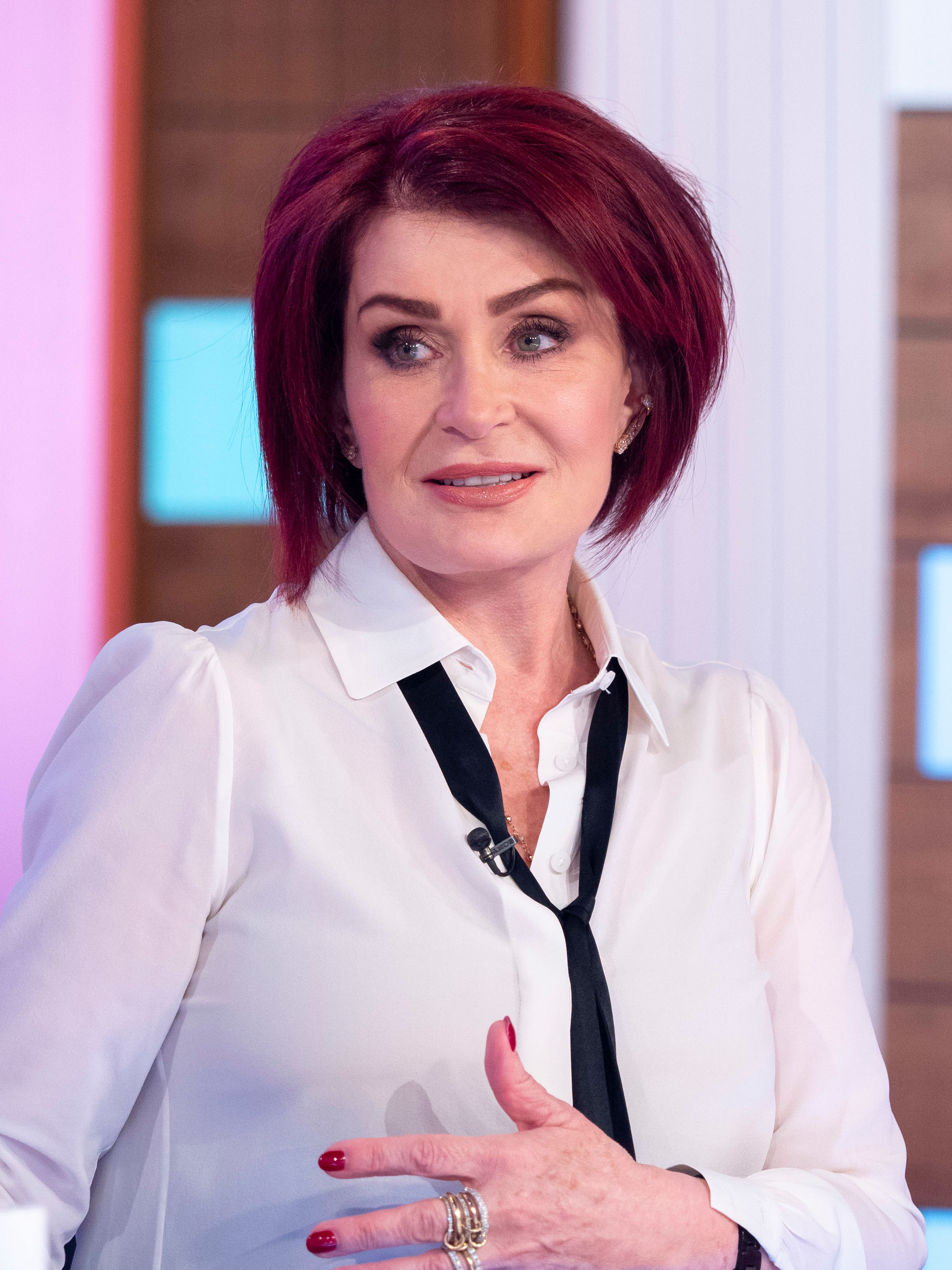 Sharon Osbourne blasts Brooklyn Beckham on Loose Women: 'What does he do for a living?'