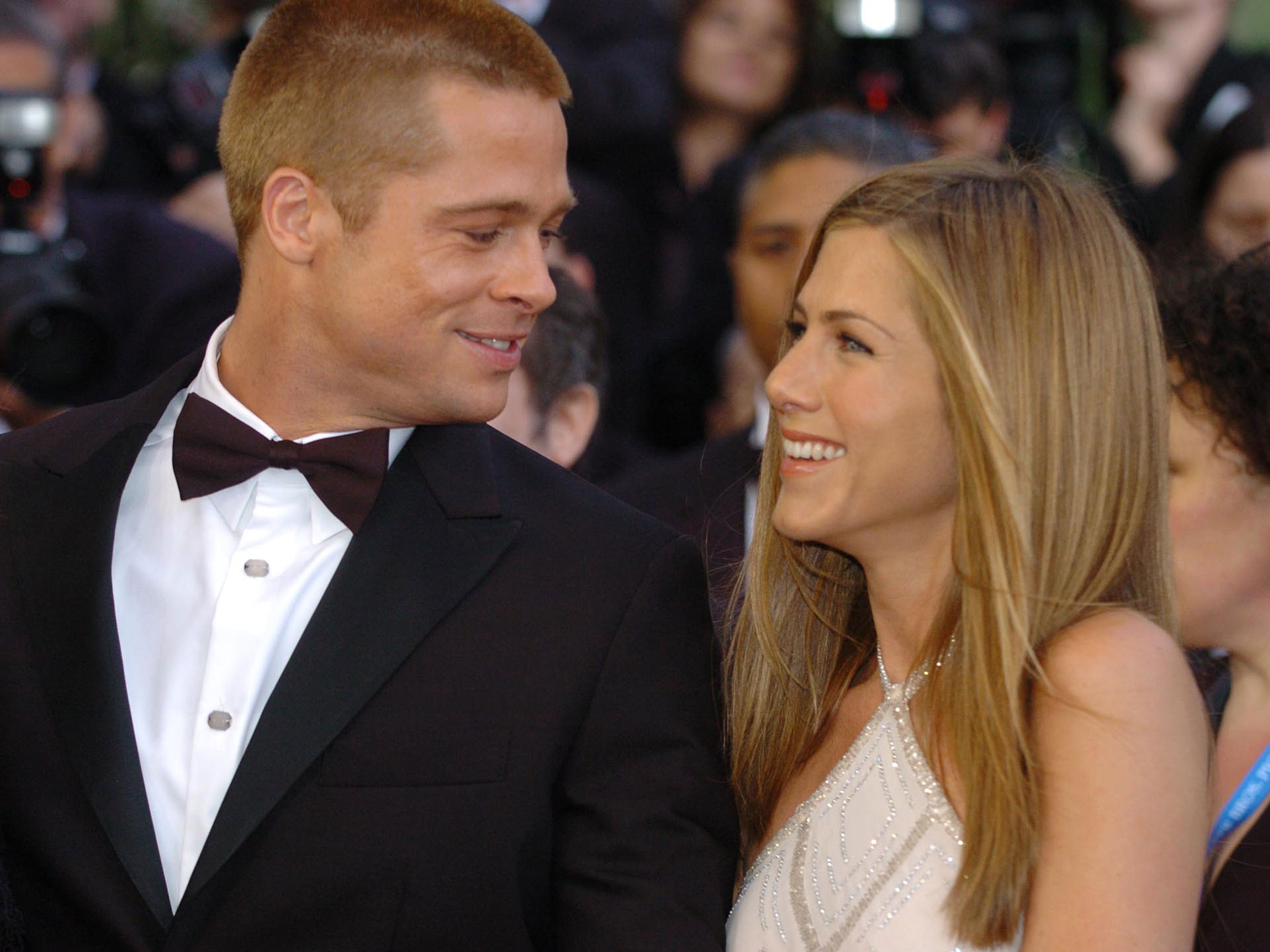 Brad Pitt Jennifer Aniston