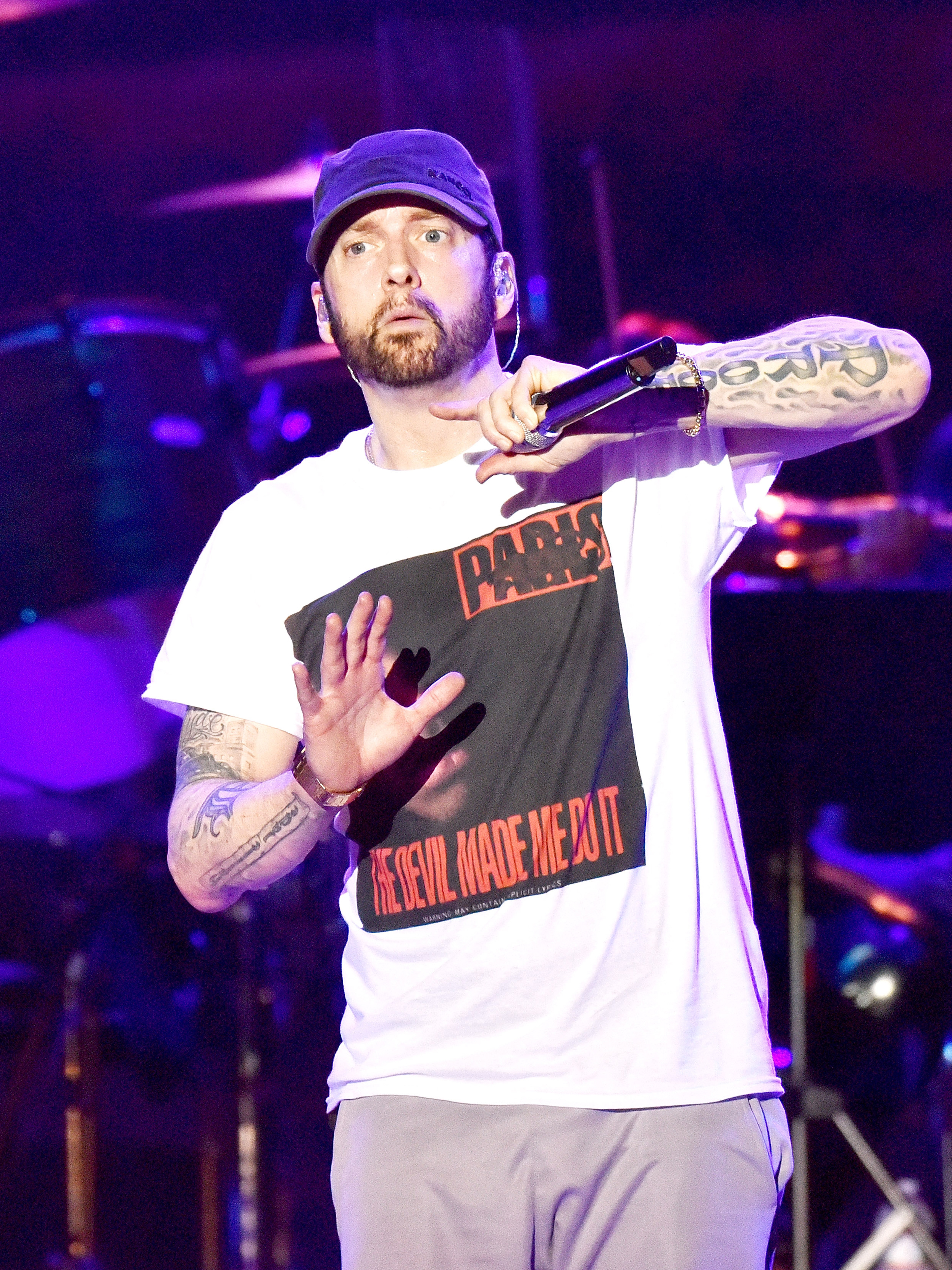 Eminem's estranged dad Marshall Bruce Mathers dead aged 67