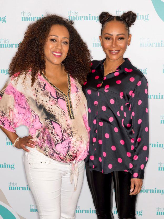 Mel B, Danielle Brown