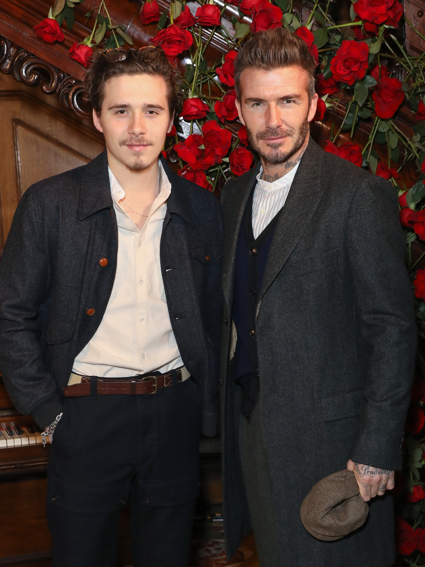 Brooklyn Beckham's Latest Look Is Proof He Could Have More ...  |Brooklyn Beckham