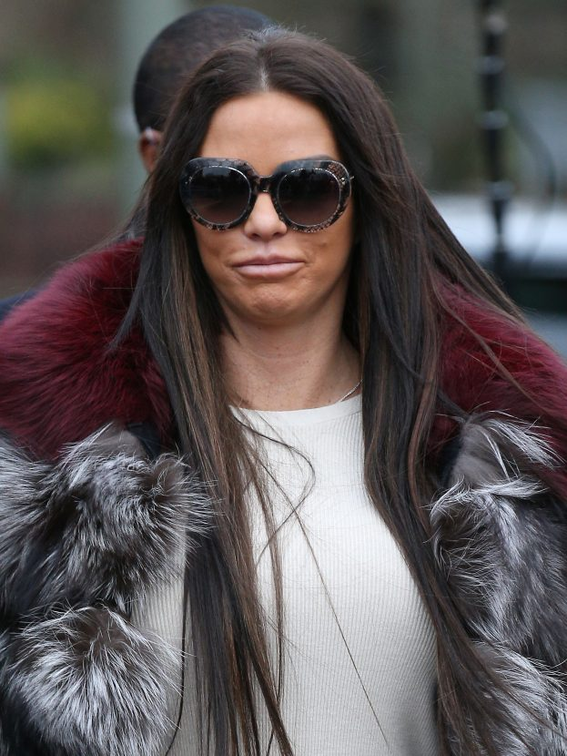 Katie Price and Kris Boyson AXED from Celebs Go Dating after breaching contract