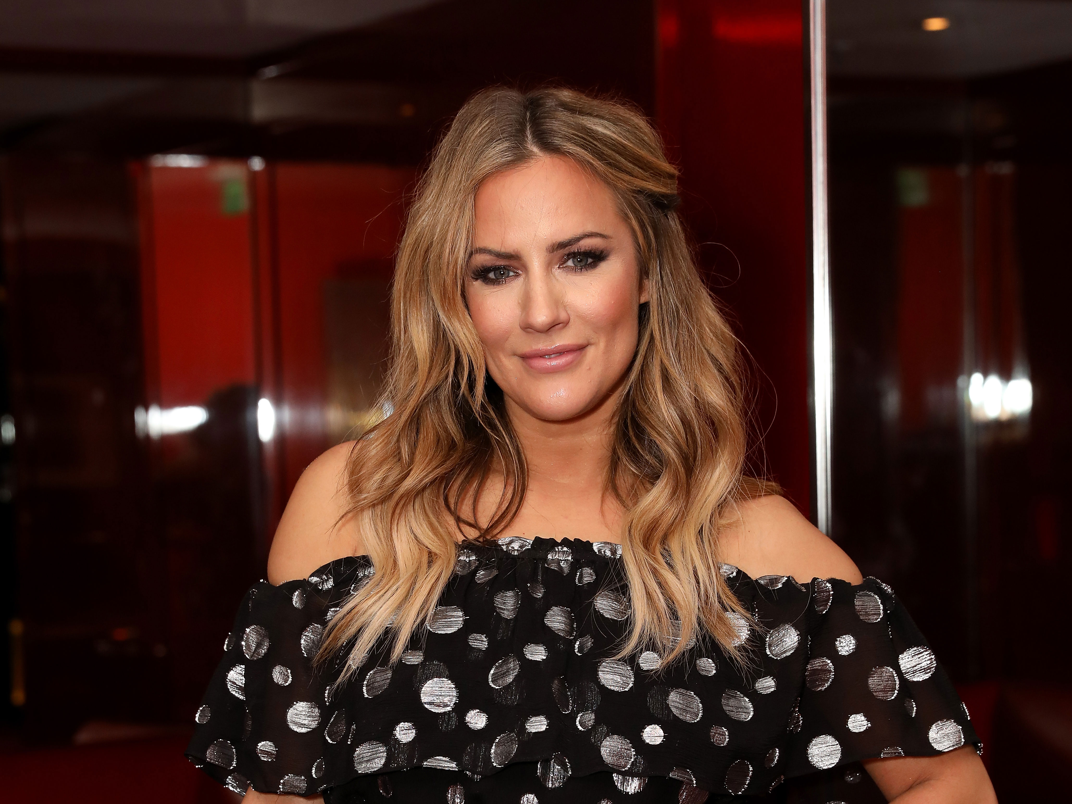 Caroline Flack teased over relationship with Harry Styles as bares thighs in unbelievably revealing snap