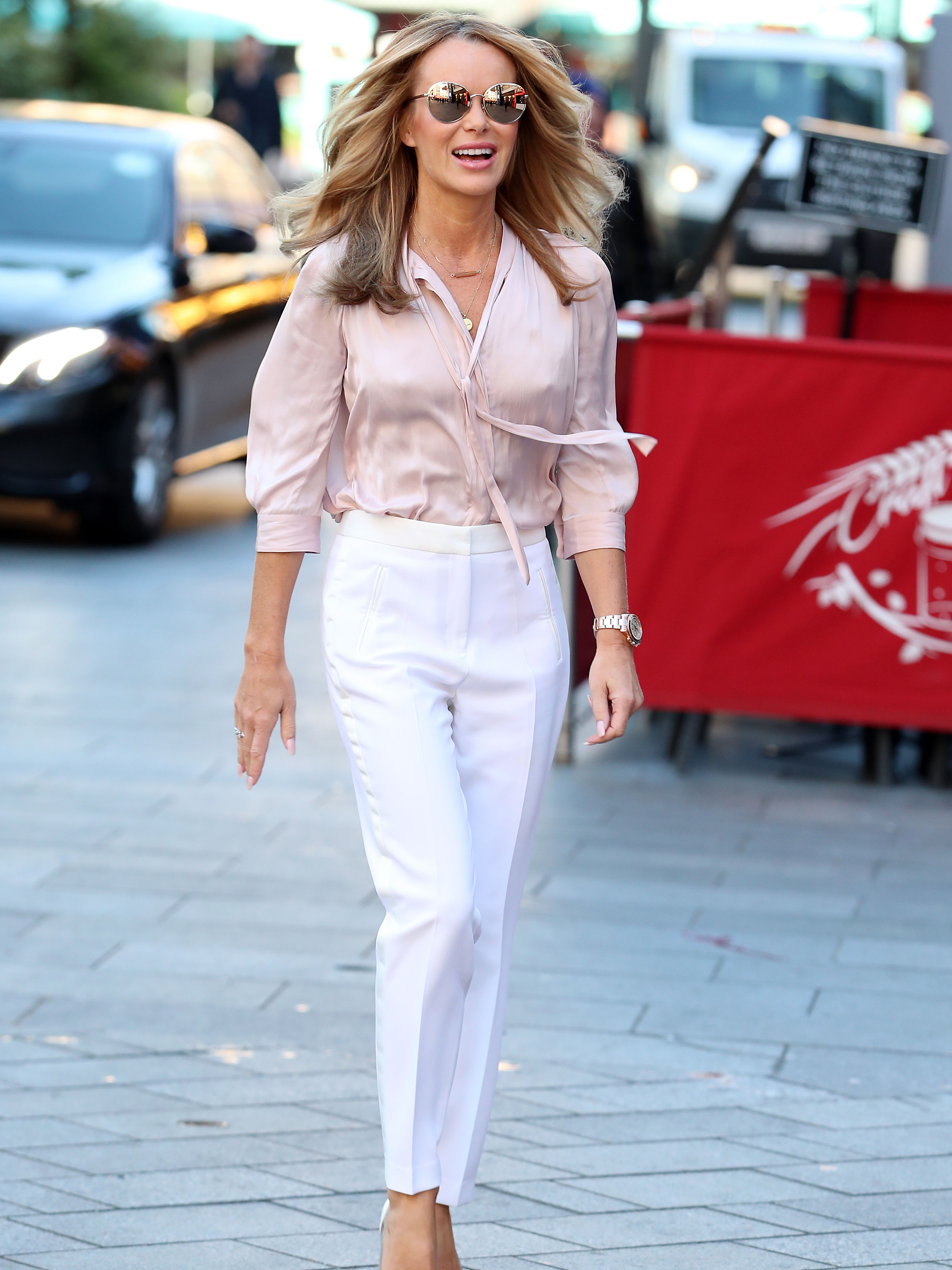 Amanda Holden reveals she 'preserves her dignity' by never doing THIS in public