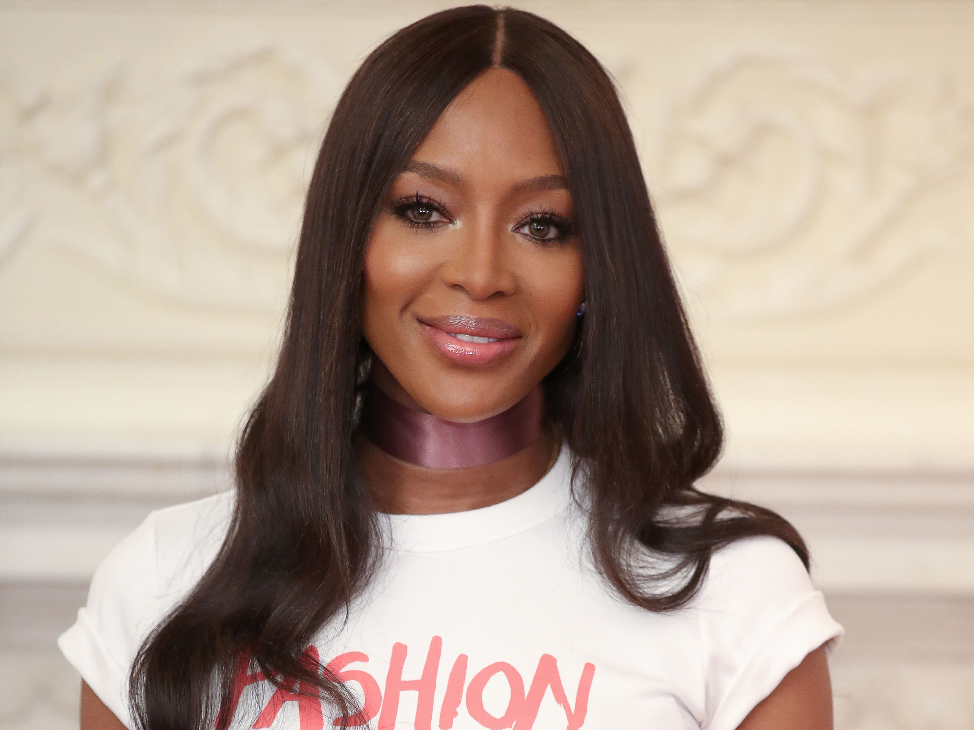 Naomi Campbell reveals she goes days at a time without food as she opens up on her diet