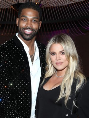 Khloe Kardashian addresses claims she cheated with Tristan Thompson when he was still with pregnant girlfriend 1