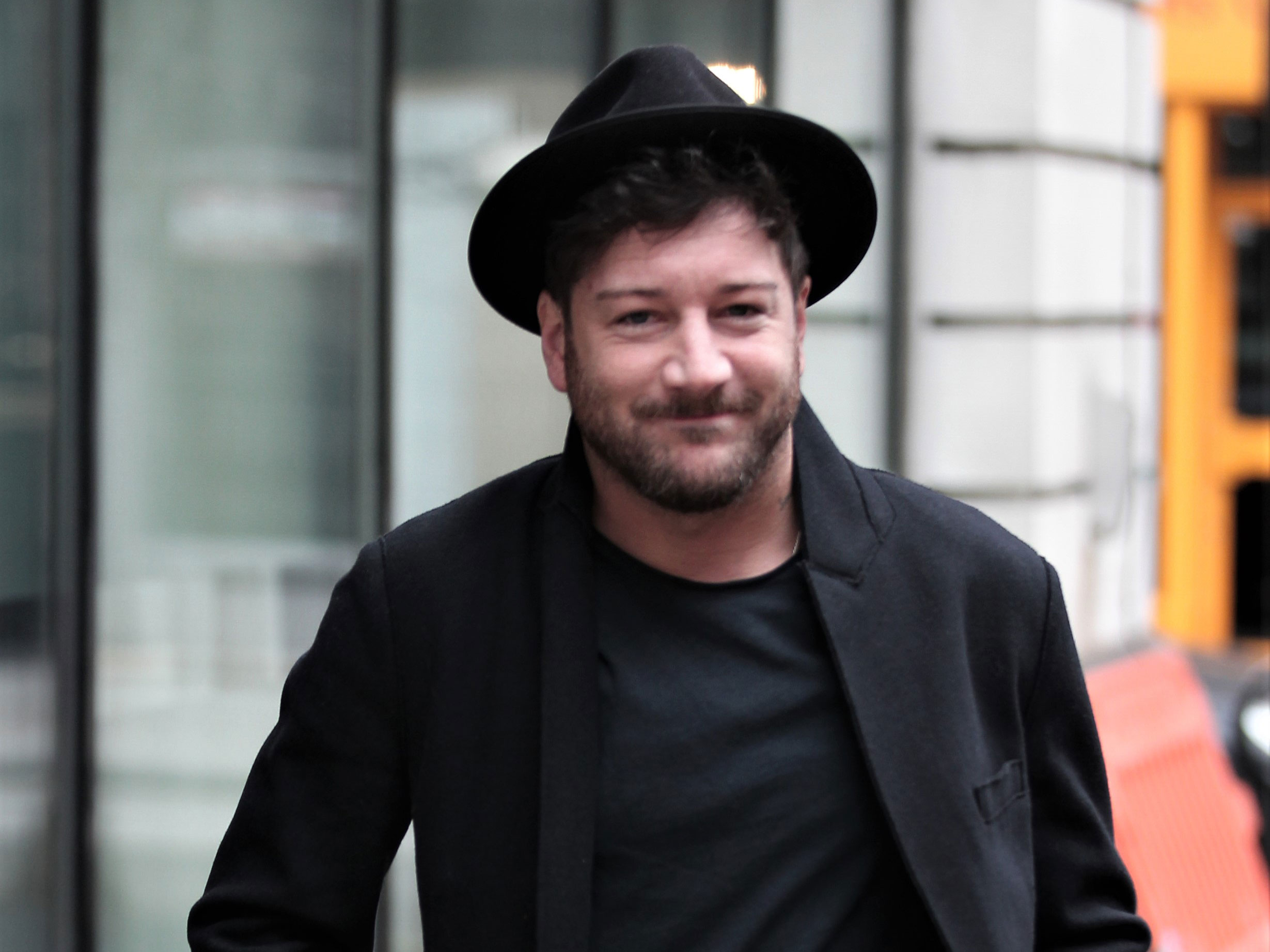Matt Cardle finally breaks silence on swapping social media messages with Meghan Markle