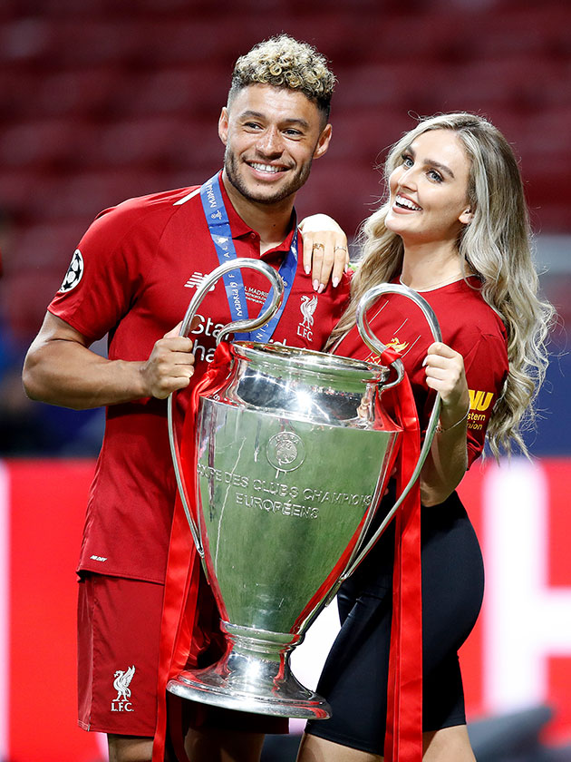 perrie edwards and alex oxlade