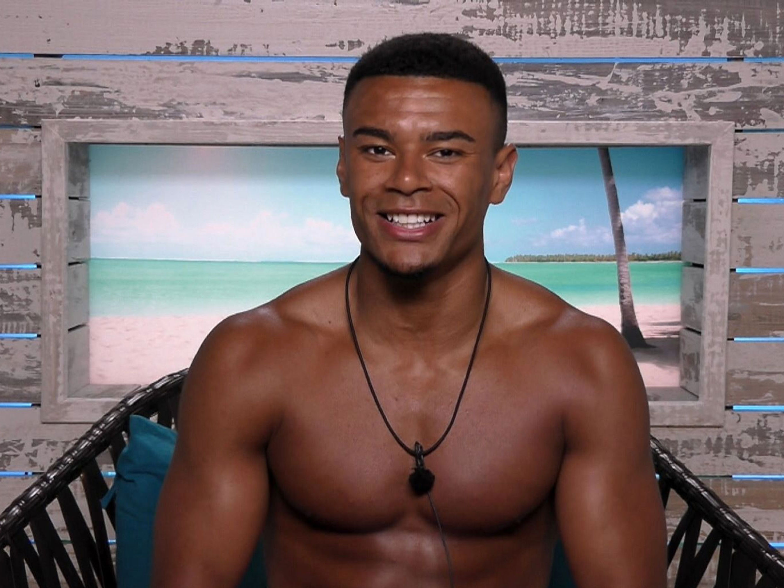 Wes Nelson reveals Love Island cast are forced to strip off, watched while they eat and kept in a 'holding villa' on their day off