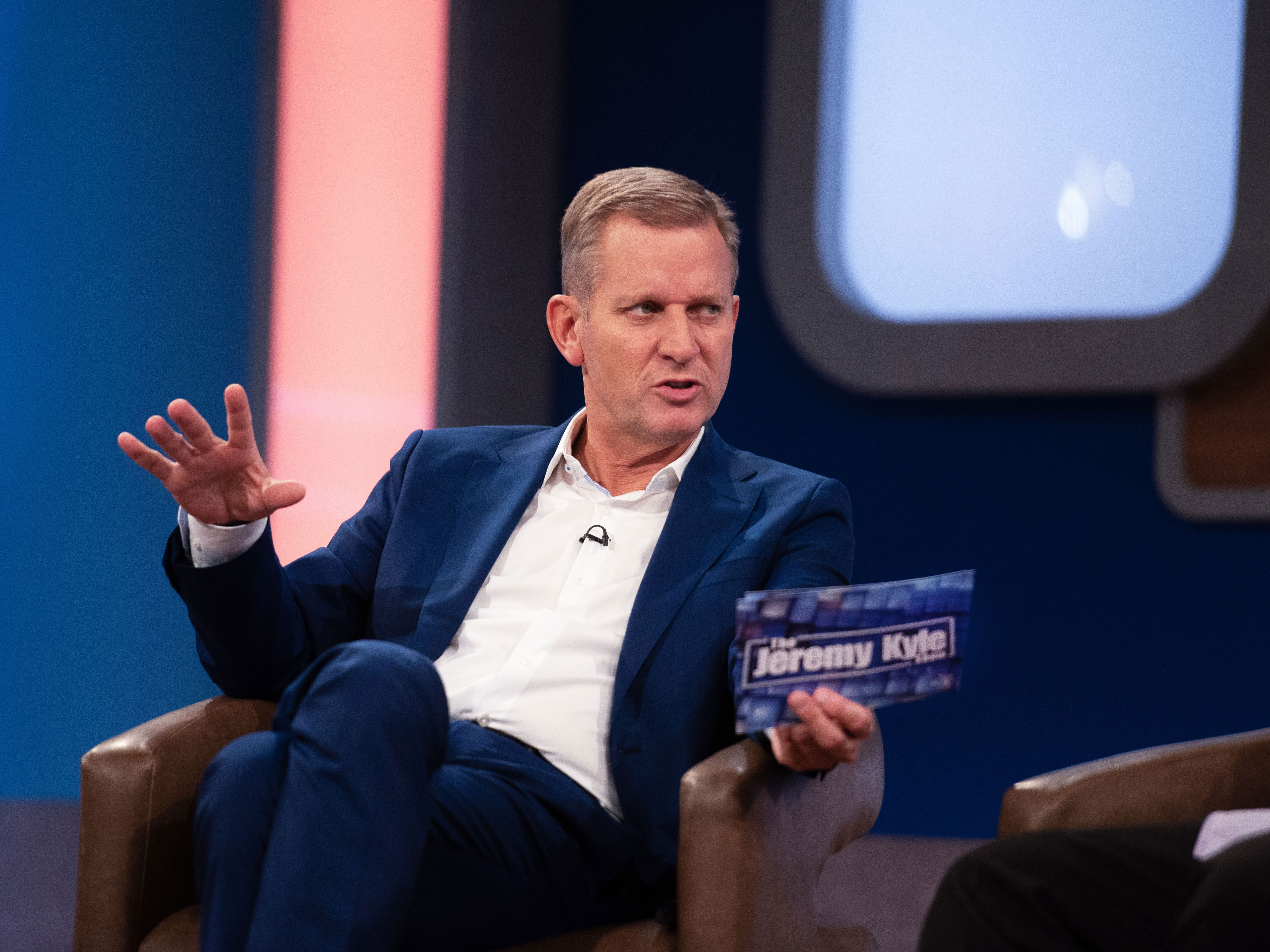 Jeremy Kyle to return to screens in TV comeback following guest's suicide