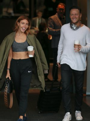 Stacey Dooley shares a look inside the stunning minimalist home she shares with Kevin Clifton 2