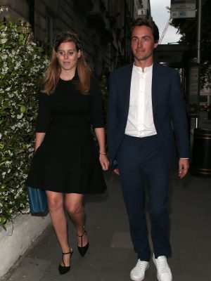 Princess Beatrice pays adorable tribute to her boyfriend with this subtle outfit detail 2