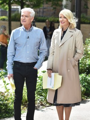 Phillip Schofield and Holly Willoughby are set to take a break from This Morning 2