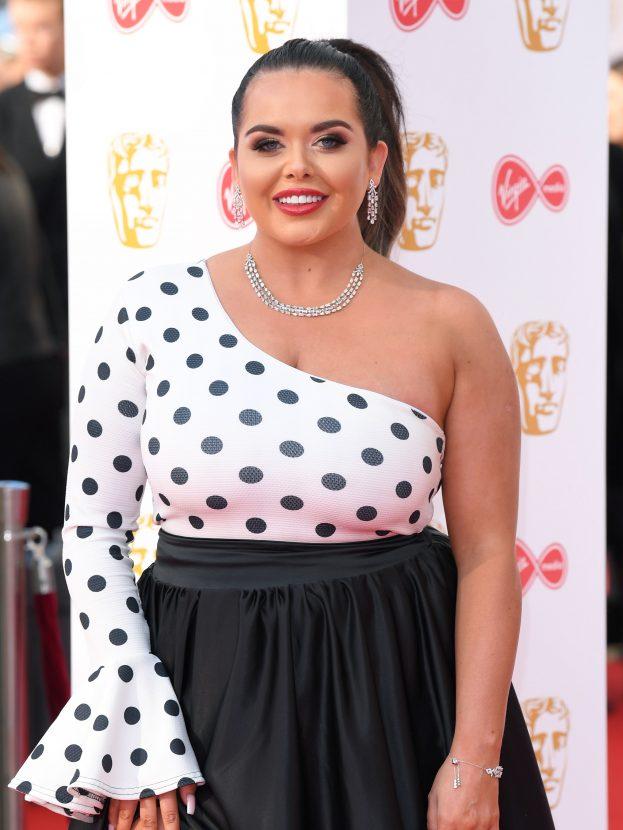 Scarlett Moffatt DELETES Twitter account and blocks boutique who made her bespoke skirt