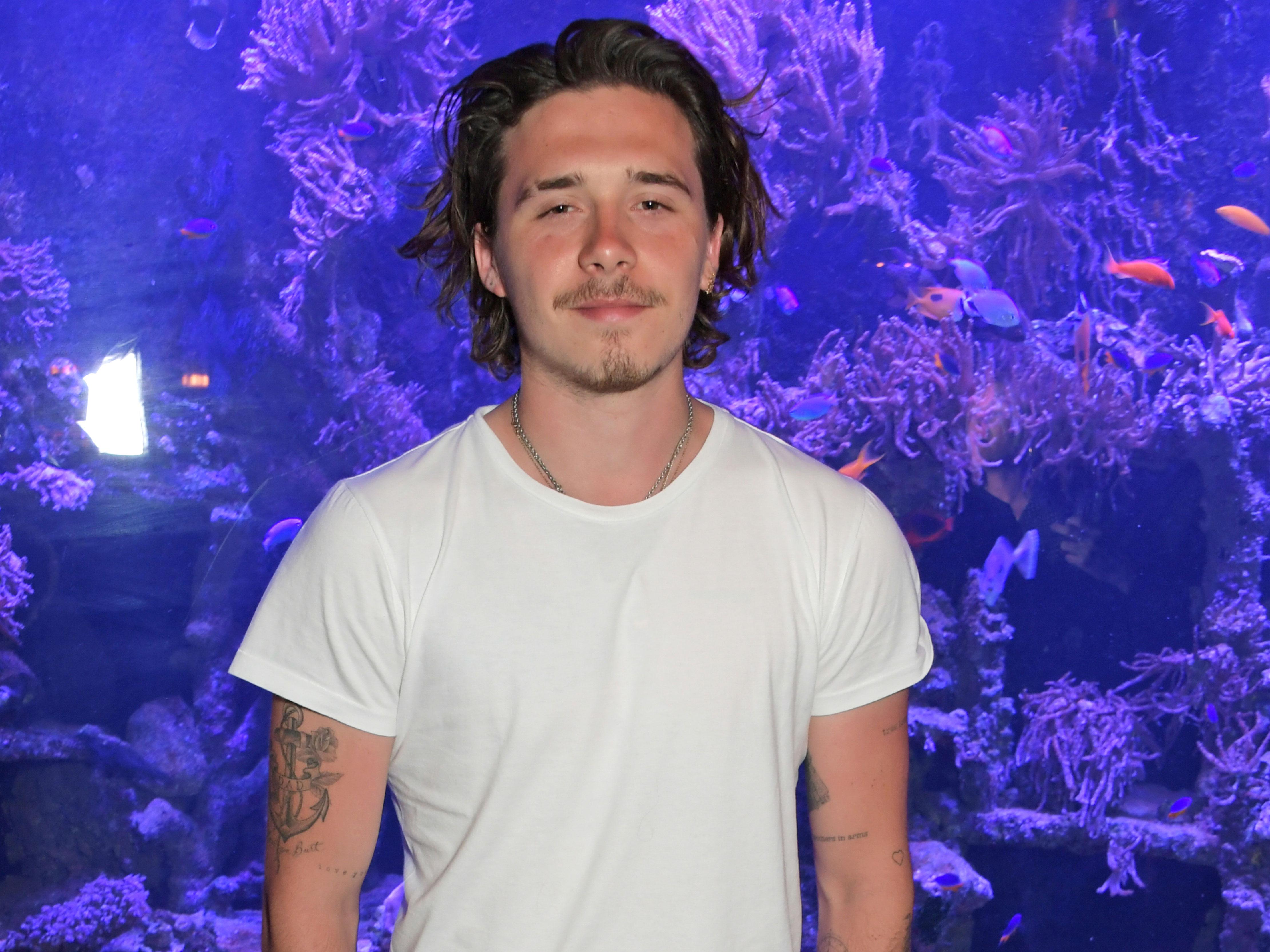 Brooklyn Beckham is 'lacking basic skills' as famous photographer Rankin's intern 2
