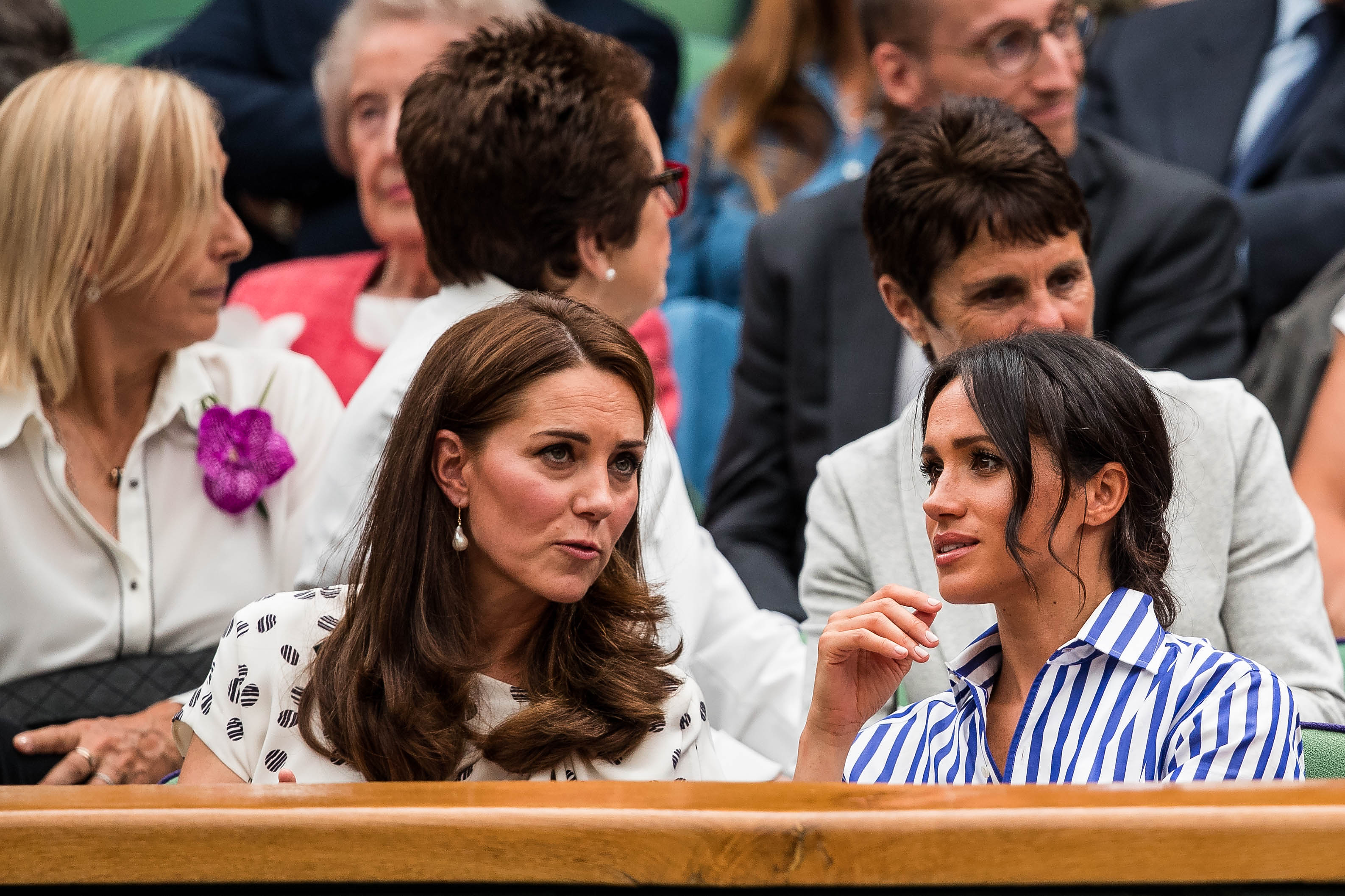 Meghan Markle and Kate Middleton to attend Wimbledon final together to see Serena Williams 3