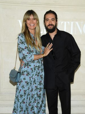 Heidi Klum has been secretly married to Tom Kaulitz for MONTHS 2