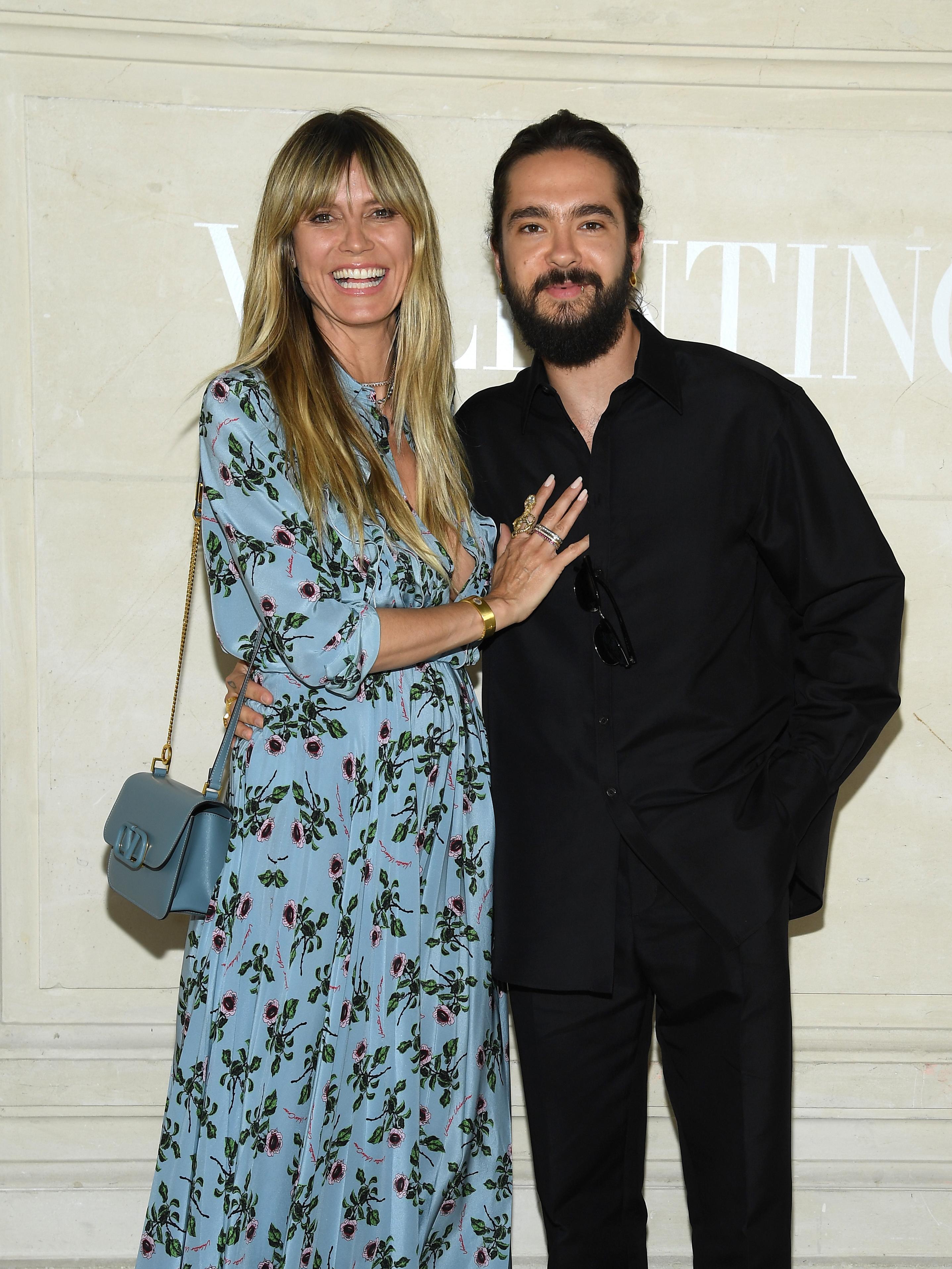 Heidi Klum has been secretly married to Tom Kaulitz for MONTHS 3