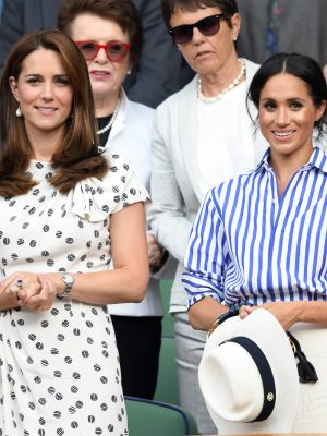 Meghan Markle and Kate Middleton to attend Wimbledon final together to see Serena Williams 2