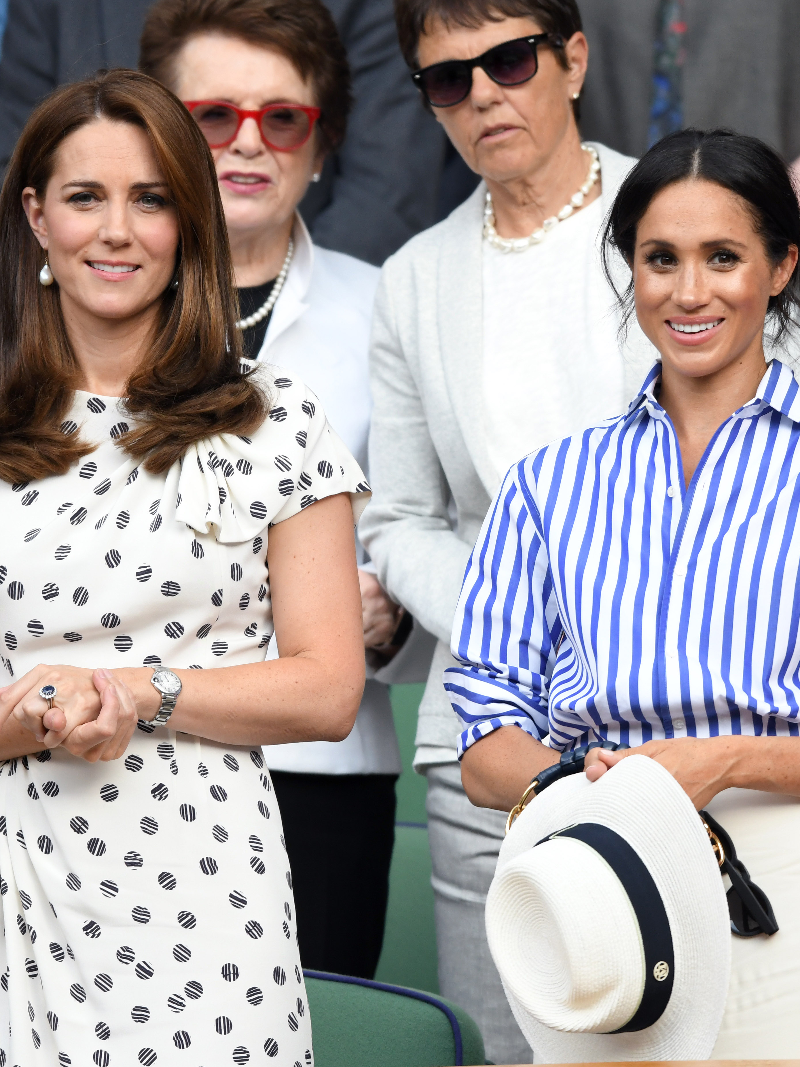 Meghan Markle and Kate Middleton to attend Wimbledon final together to see Serena Williams 4