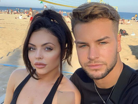 Love Island's Chris Hughes reveals he and Little Mix's Jesy Nelson have reached this HUGE relationship milestone 2