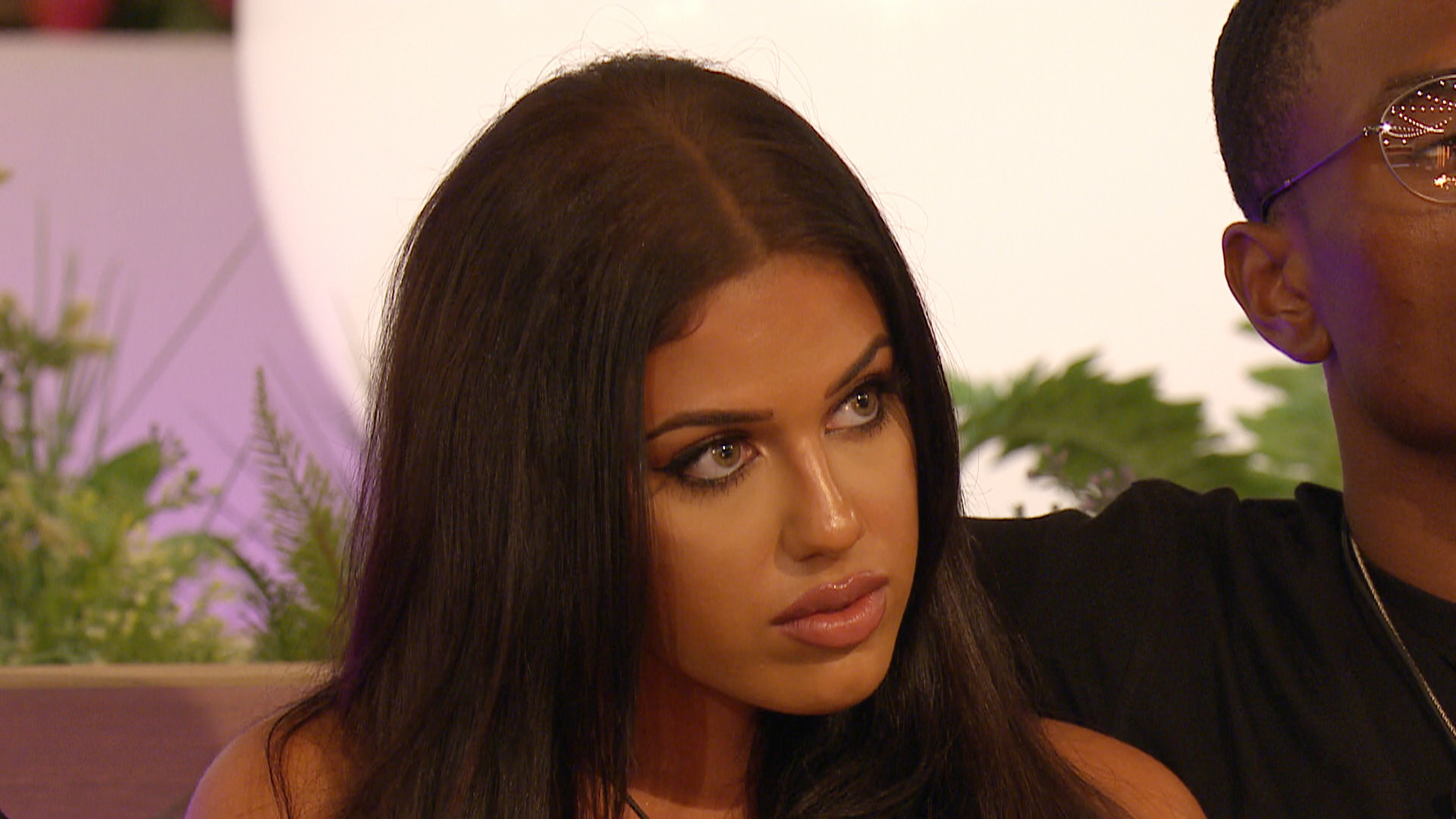 Love Island's Anna Vakili breaks silence on claims she's 'back together' with Sherif Lanre