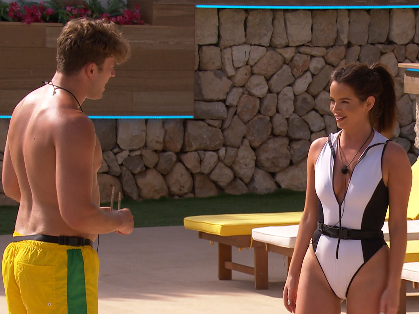Love Island bosses heightened heart broken Amy's pain by 'TELLING Maura to crack on with Curtis' 2