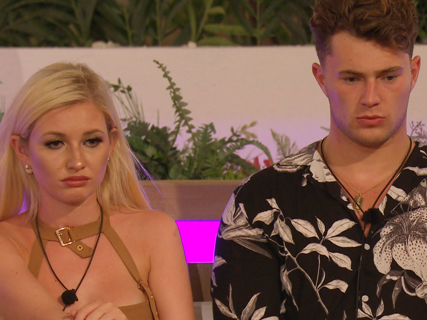 Love Island Amy Hart's dad found show 'too painful' to watch as she QUITS following Curtis heartbreak 2