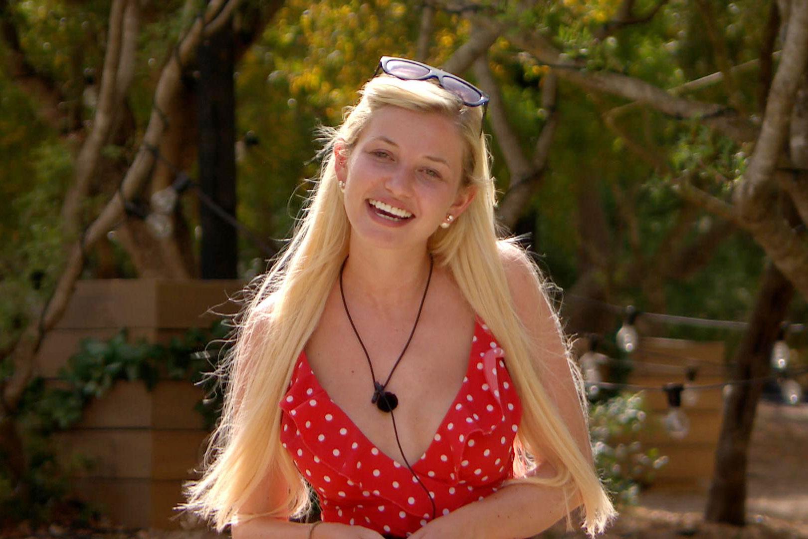 Love Island Amy Maura
