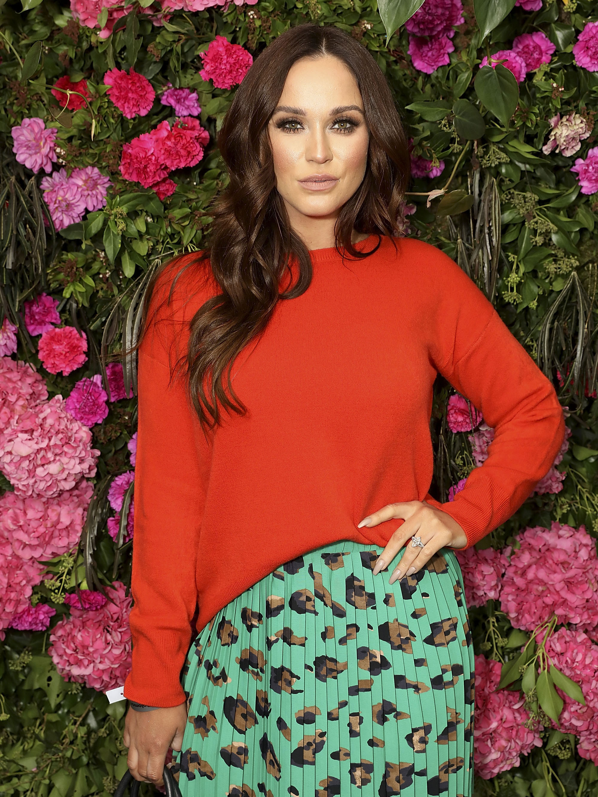 Vicky Pattison admits her weight is impacting her confidence