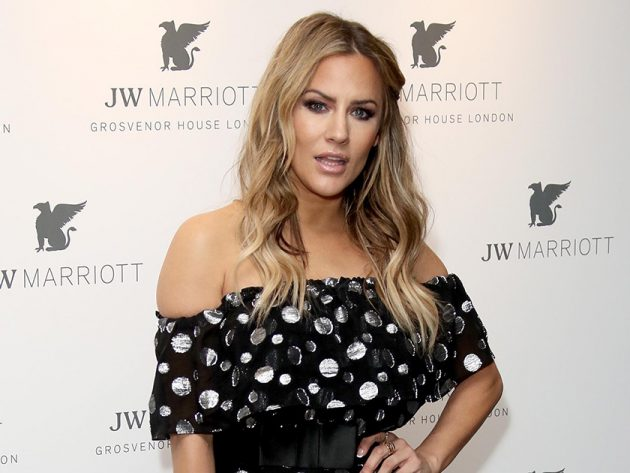Caroline Flack worries it'll be 'too late' to start a family as she nears 40th birthday
