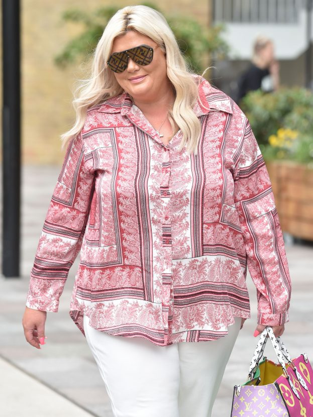 Gemma Collins reveals the REAL reason behind her weight loss – and it's not down to her diet…