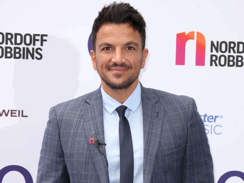 Peter Andre claims son Junior looks like Love Island's Tommy Fury after new haircut