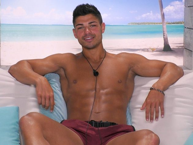 Love Island's Anton forced to deny cheating on girlfriend Belle after VIDEO emerges