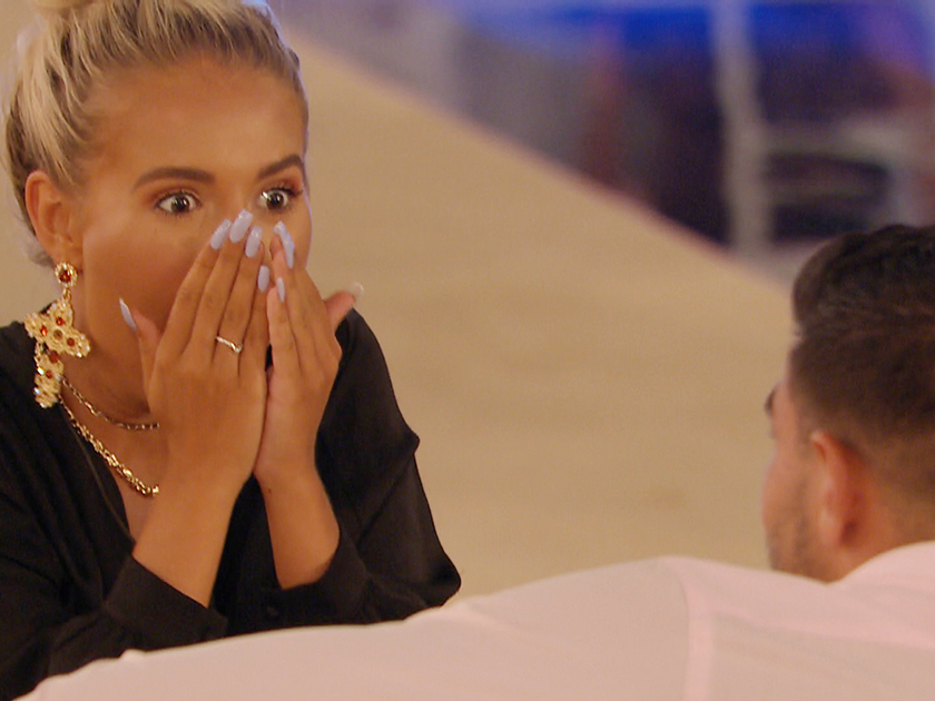 Molly-Mae Hague reveals she was 'forced' to do things for Love Island 'storyline'