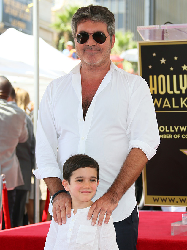 Simon Cowell reveals exciting new project he's working on with son Eric: 'We had such a fun time'